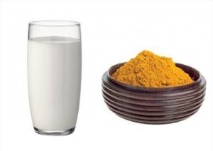 mặt nạ tinh bột nghệ và sữa tươi